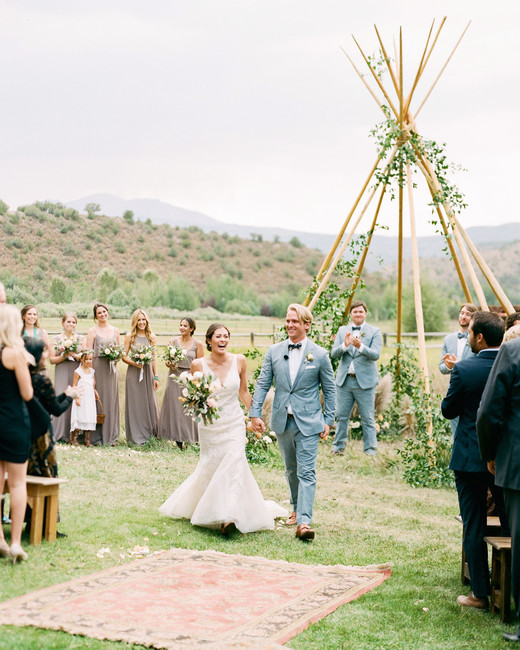 margaux patrick wedding recessional