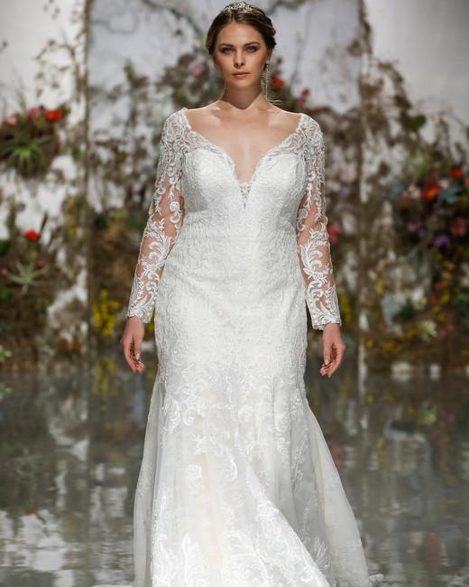 1368701d99c Morilee by Madeline Gardner Fall Winter 2019 Wedding Dress ...