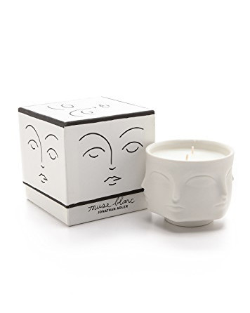 pottery anniversary gifts candle jonathan adler