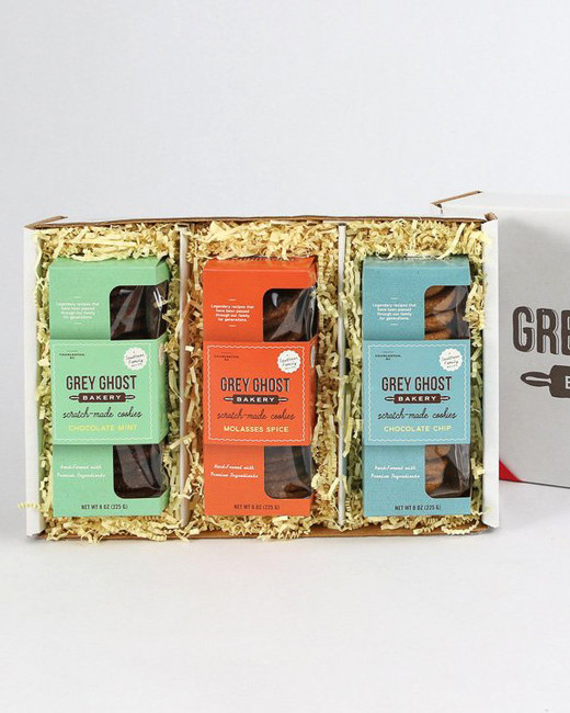 under 50 gift ideas cookie gift box