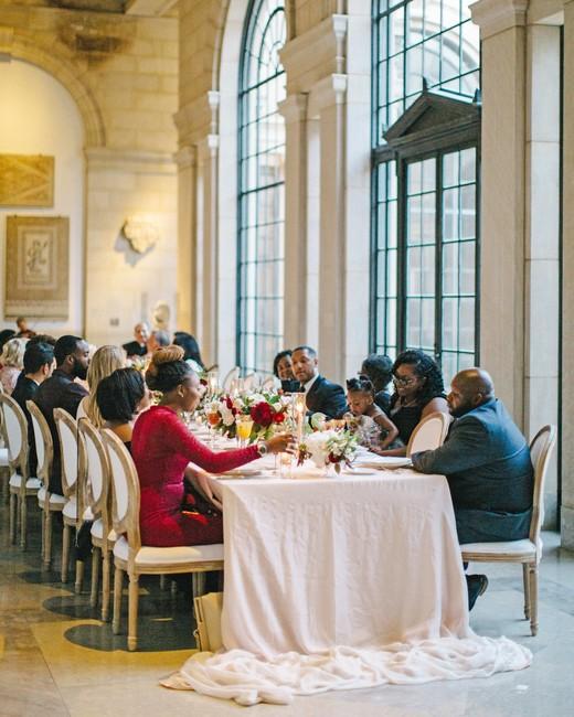 daniela emmanuel wedding maryland reception