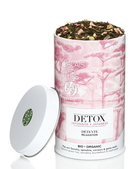 Japanese Detox Relaxation Tea