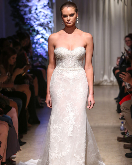 matthew christopher 2018 beaded bodice sweetheart wedding dress