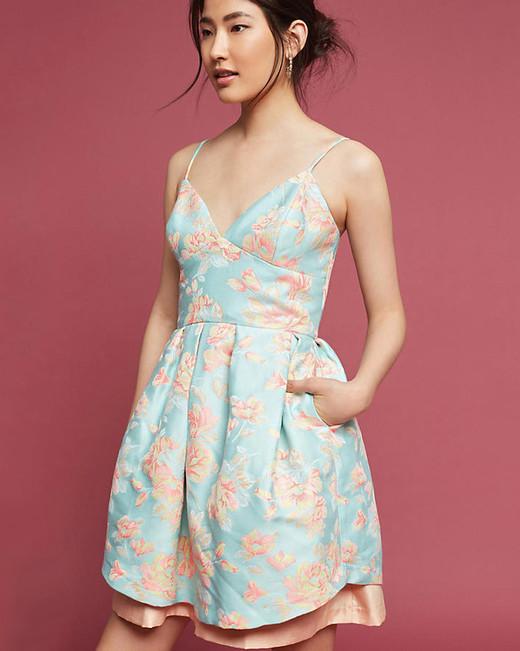 hutch cressida floral dress