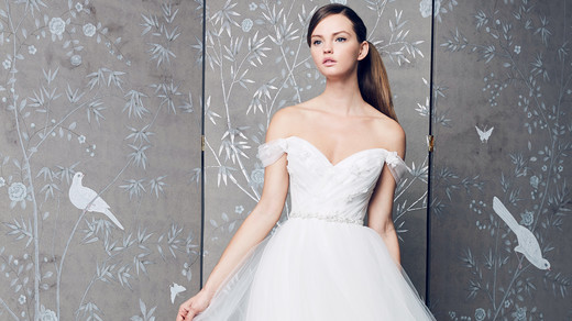 Legends Romona Keveza Strapless Sweetheart Wedding Dress Fall 2018