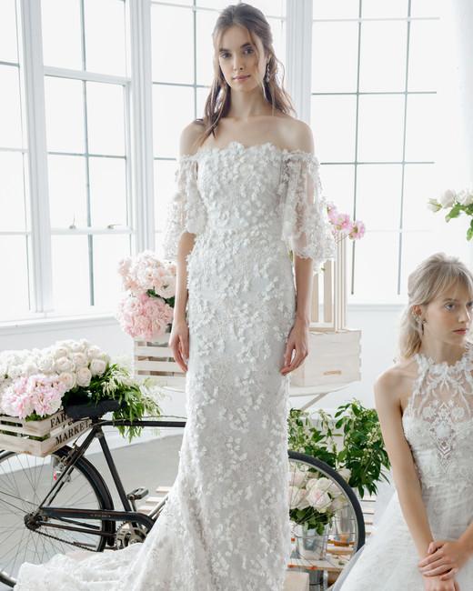 Marchesa Wedding Gown: Marchesa Notte Fall 2018 Wedding Dress Collection