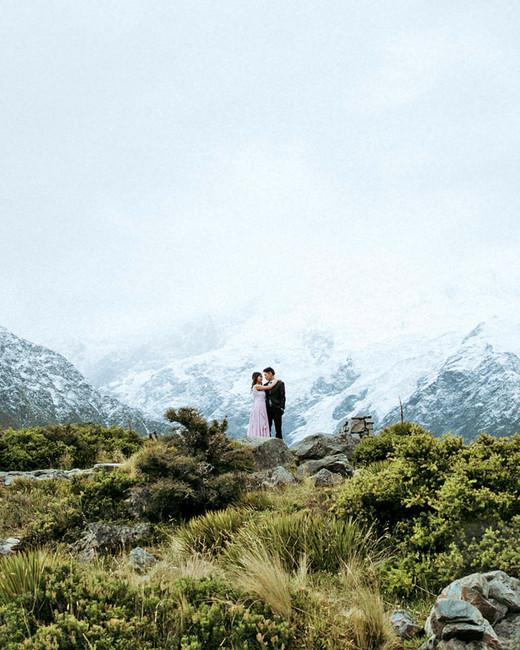 epic elopement locations new zealand