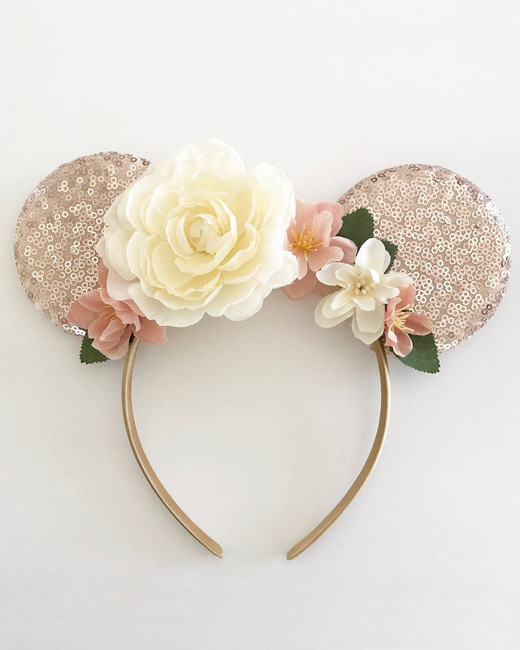 flower girl gift guide day dream republic floral sequin mouse ears