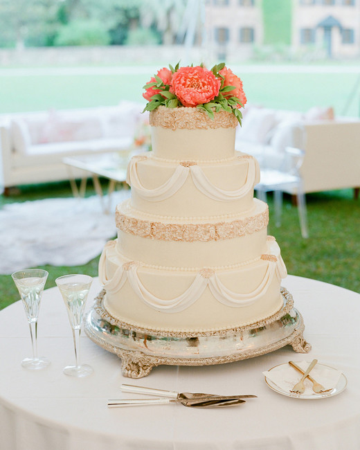 giordana and geoffrey wedding cake