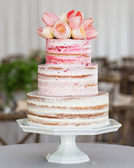 pastel wedding cake la vie photography jackson cake co