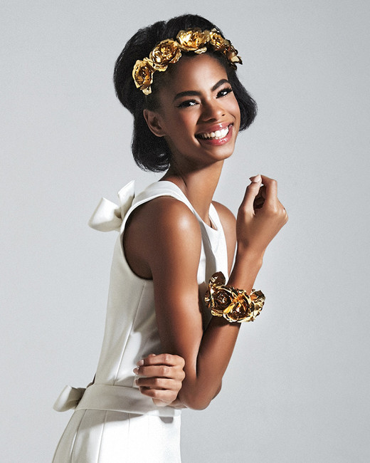 mordekai jewelry line gold rose