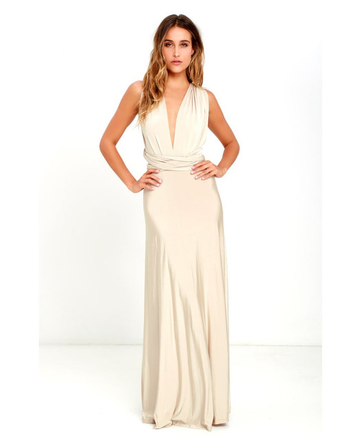 beige neutral bridesmaid dresses lulus always stunning