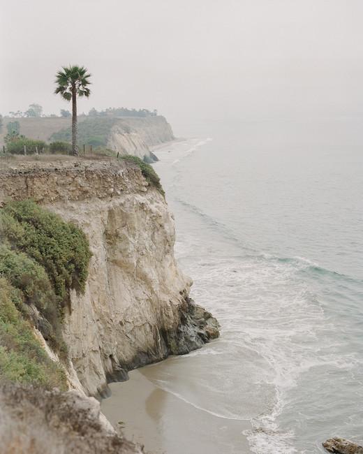 Emma mike California wedding Corbin gurkin bluff ocean