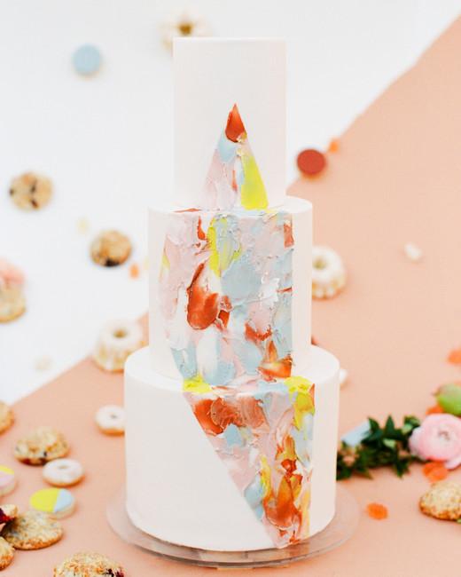 Tenley molzahn taylor leopold wedding cake