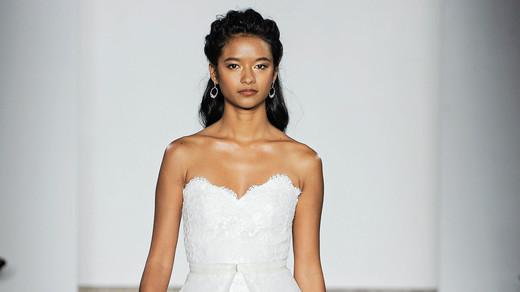 Allison Webb Sweetheart Wedding Dress Fall 2018