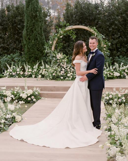 kelsey joc wedding santa barbara california couple