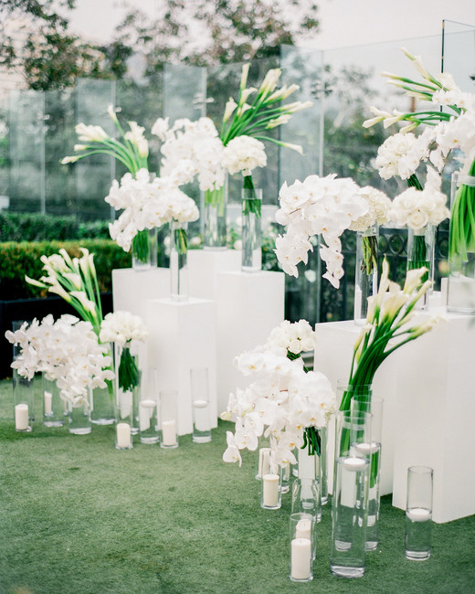 orchid flower wedding ideas natalie bray heavenly blooms