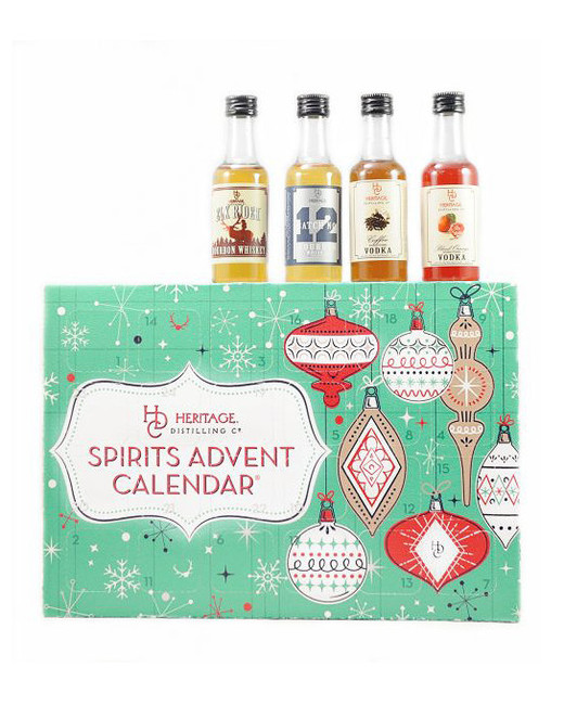 first married holiday gift guide heritage distilling advent