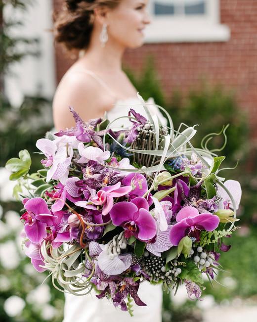 orchid flower wedding ideas melanie duerkopp amy burke designs