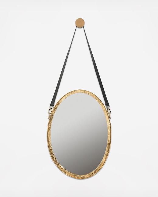 southwestern registry items zola safavieh pembroke strap mirror