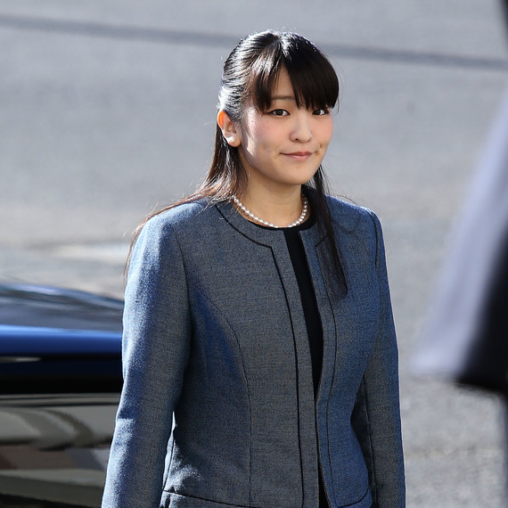 Princess Mako of Japan