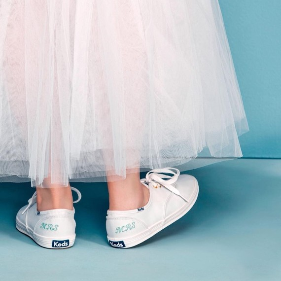 Bridal Keds