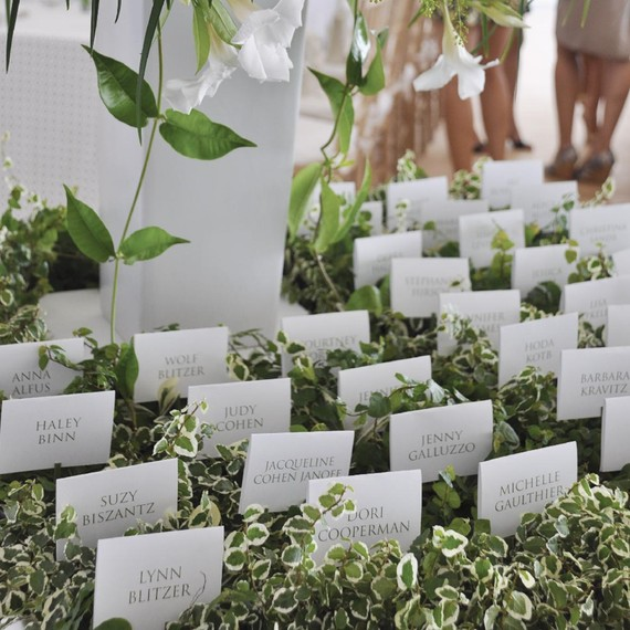 7 Escort Card Display Ideas To Wow Wedding Guests