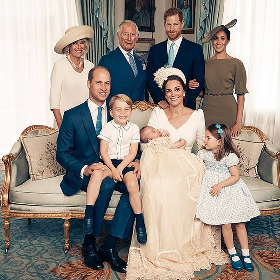 Why Harry And Meghan's Children Will Likely Use A