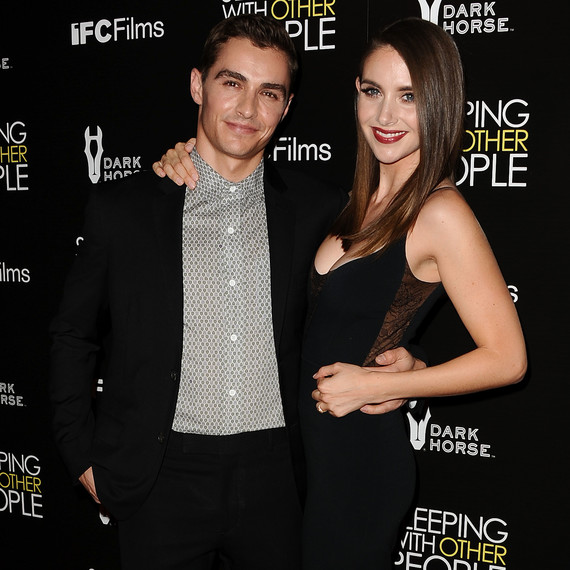 Alison Brie And Dave Franco Wedding.Dave Franco Is Finally Talking About His Secret Wedding To Alison