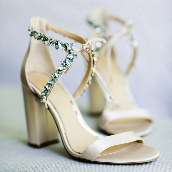a225ea14d7eec Related: Does the Style of Your Wedding Shoes Matter If You Can't See Them  Under Your Dress?