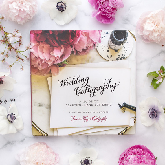 laura hooper calligraphy book