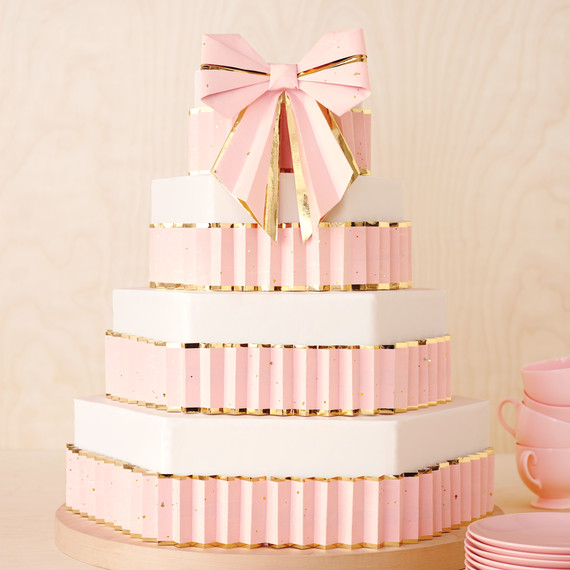 Paper Bow Cake 0045 Mwd110757