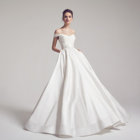 Anne Barge Berkeley Wedding Gown
