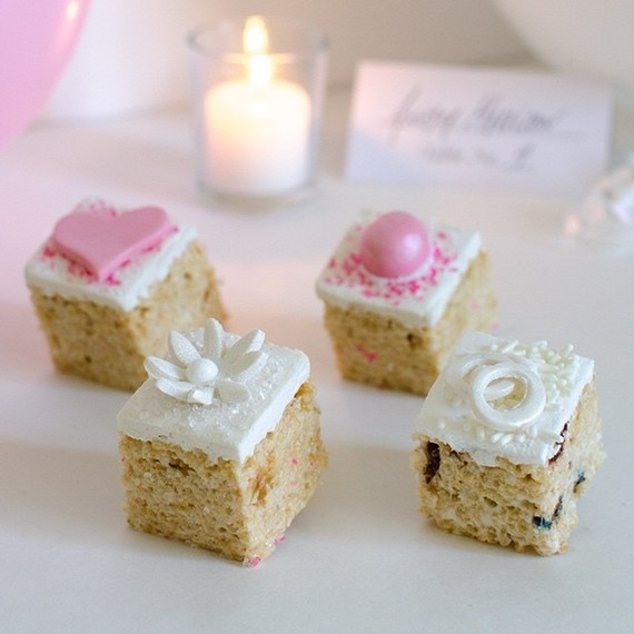 Treat House Wedding Favor