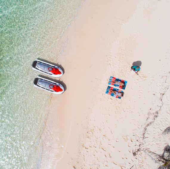 Fiji Adventure Guide, Jet Ski