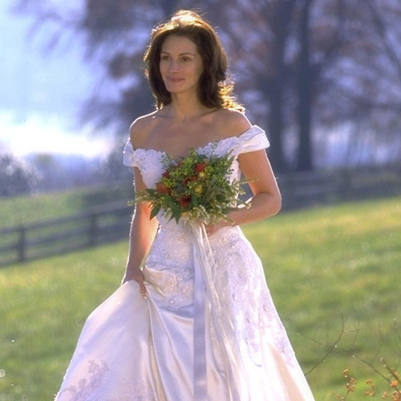 9 Movie Wedding Dresses to Inspire Your Bridal Style | Martha ...