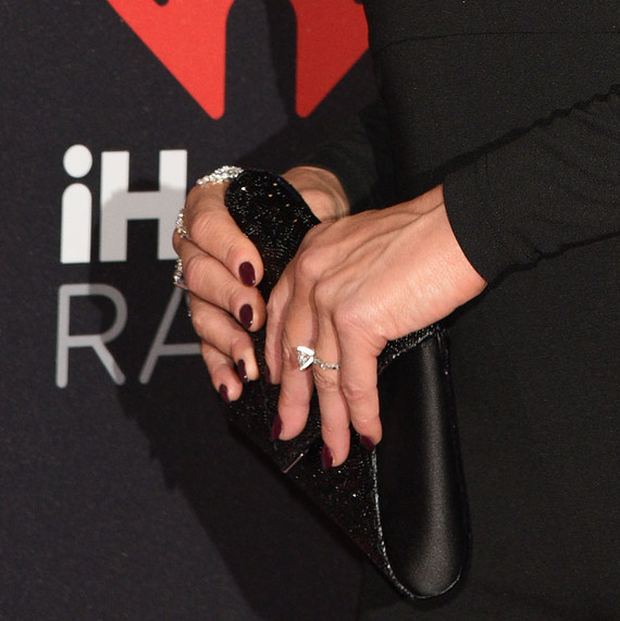 Idina Menzel Engagement Ring