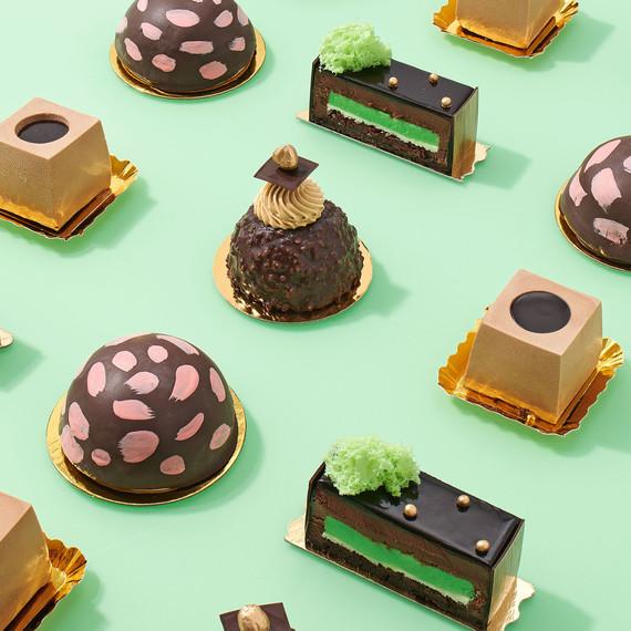 mini chocolate desserts