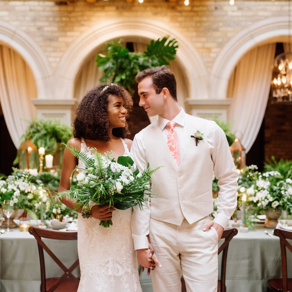 How to Throw a Tasteful Themed Wedding | Martha Stewart Weddings