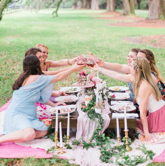 Fun Ideas For Your Fall Bachelorette Party Martha Stewart Weddings