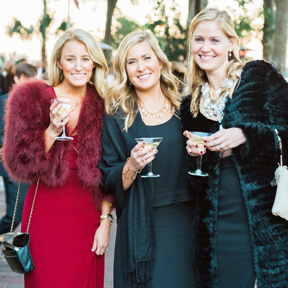 A Guide for Guests  What to Wear to an Outdoor Winter Wedding ... feb43e48151