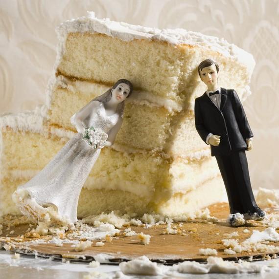 Wedding Cake Disasters