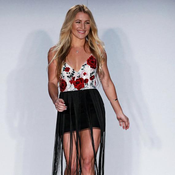 Designer Hayley Paige
