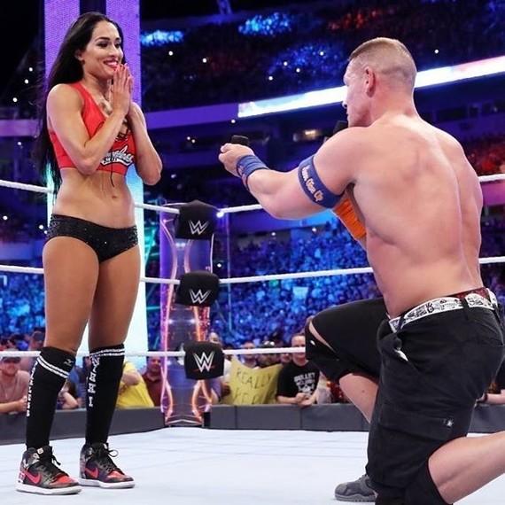 Nikki Bella And John Cena Wedding.Nikki Bella And John Cena Are Starting To Plan Their Intimate
