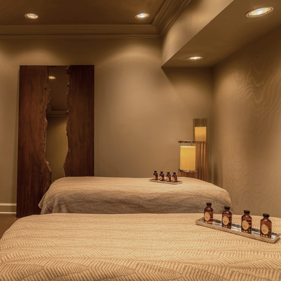 Four Seasons Las Vegas Spa Treatment Room