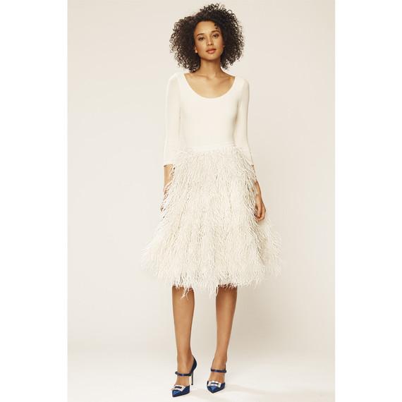 Sarah Jessica Parker x Gilt Collection Skirt and Bodysuit