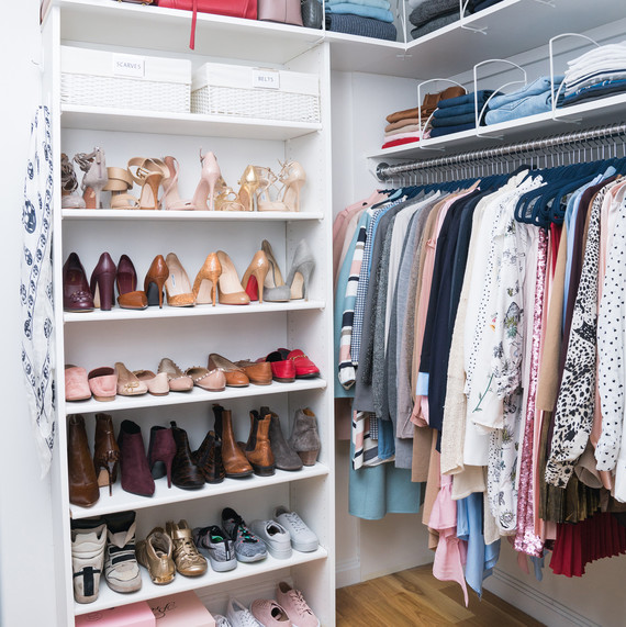 how to combine closets