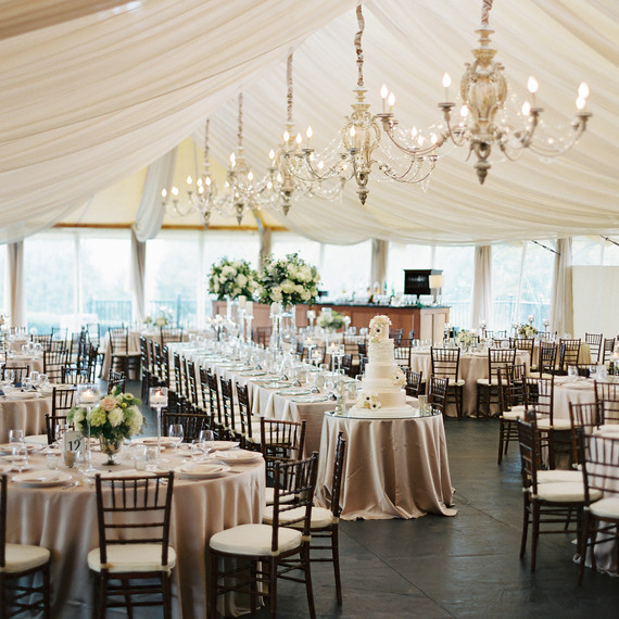 Everything you need to know about renting a wedding tent for Wedding day room decoration