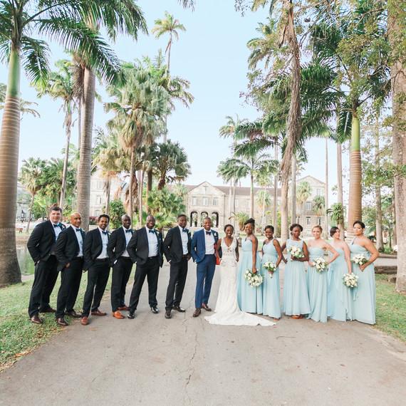 The ultimate destination wedding checklist martha stewart weddings pick your bridal party junglespirit Images