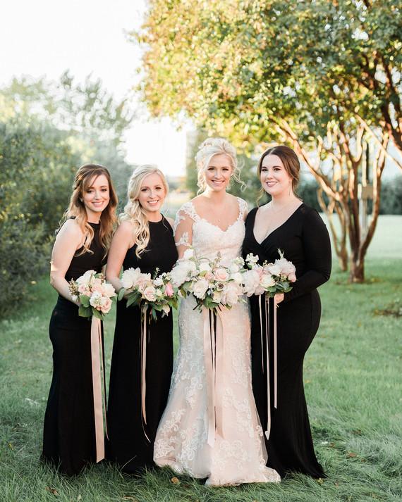 Beautiful Black-and-White Wedding Ideas We Love